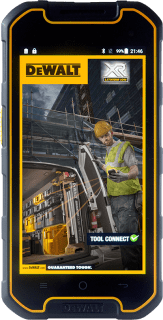 DeWalt MD501 Tough Smartphone (1)