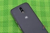 Moto G4 Plus - Rear Top