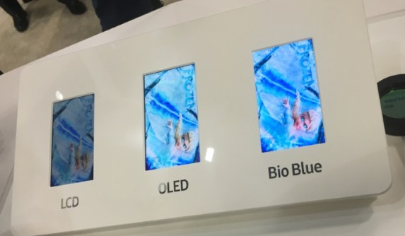 Samsung-Bio-Blue-Display