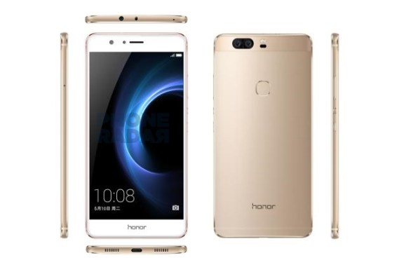honor v8 launched 32