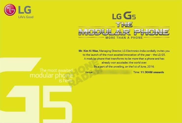 lg g5 india launch