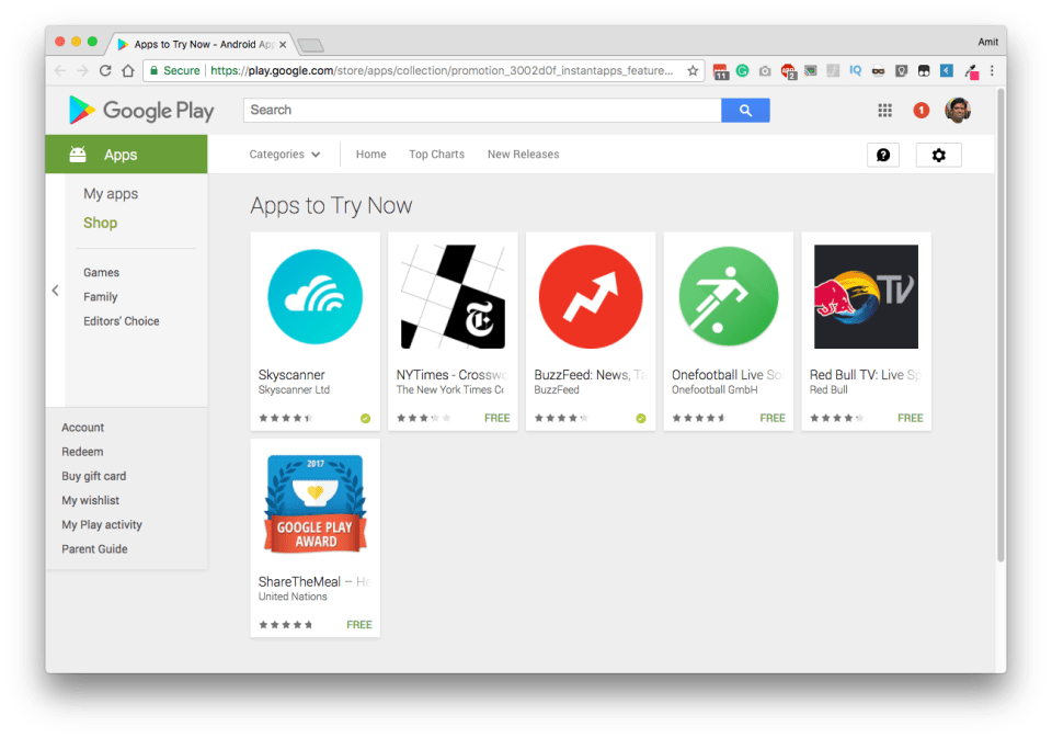 Google Play Apps to Try