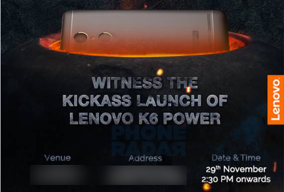 lenovo-k6-power-price-india