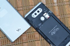 LG V20 - Back Cover Removed