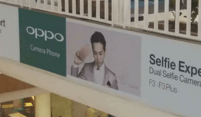 Oppo F3 and F3 Plus with Dual front camera setup coming soon