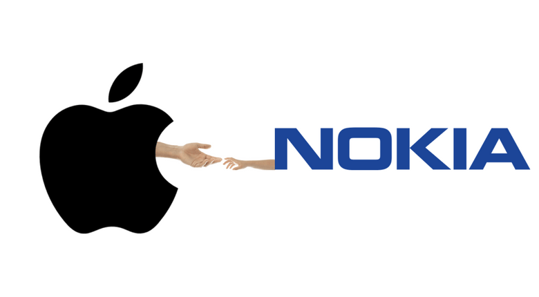Image result for Nokia received $2B from Apple as part of settlement agreement