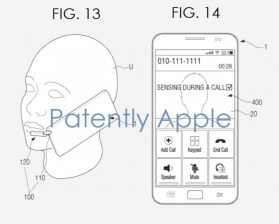 Galay note 9 patent