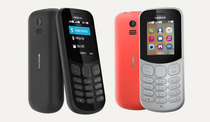 Nokia 130 (2017) goes up for sale in India