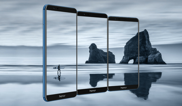 Honor 7X with specs identical to the Huawei Maimang 6 launched