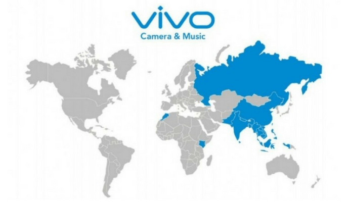 Vivo Expands to Six New Markets Spread Across Asia, Africa, and Europe