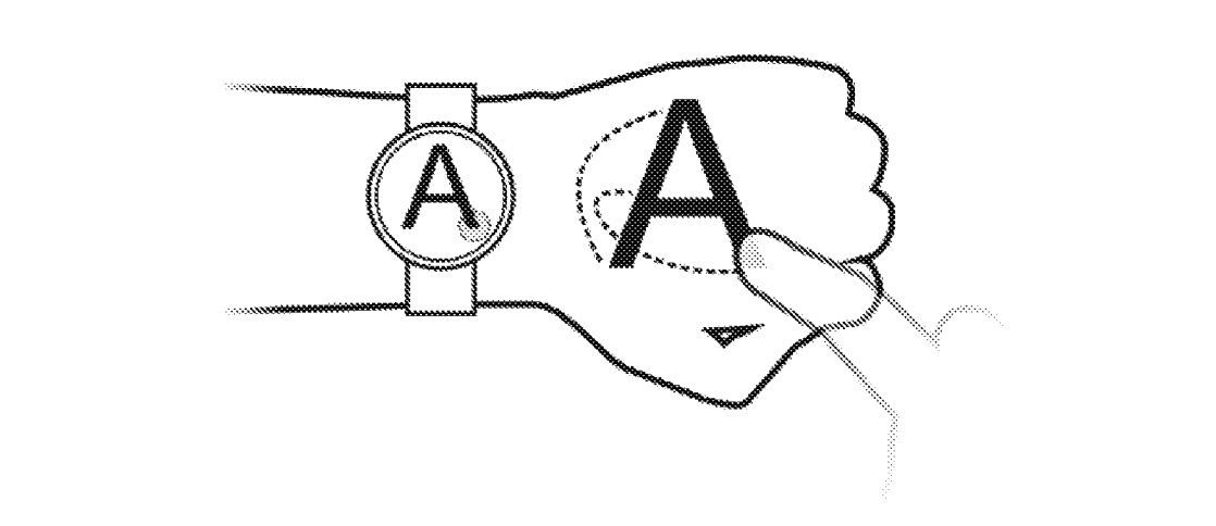 Huawei's Next Watch Might Allow You to Write on Back of