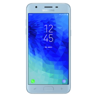 Samsung Launches Galaxy J3 (2018) front