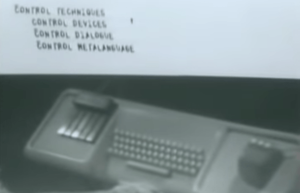 "Prototype Mouse demonstrated at ""Mother of all demos"" presentation back in 1968"