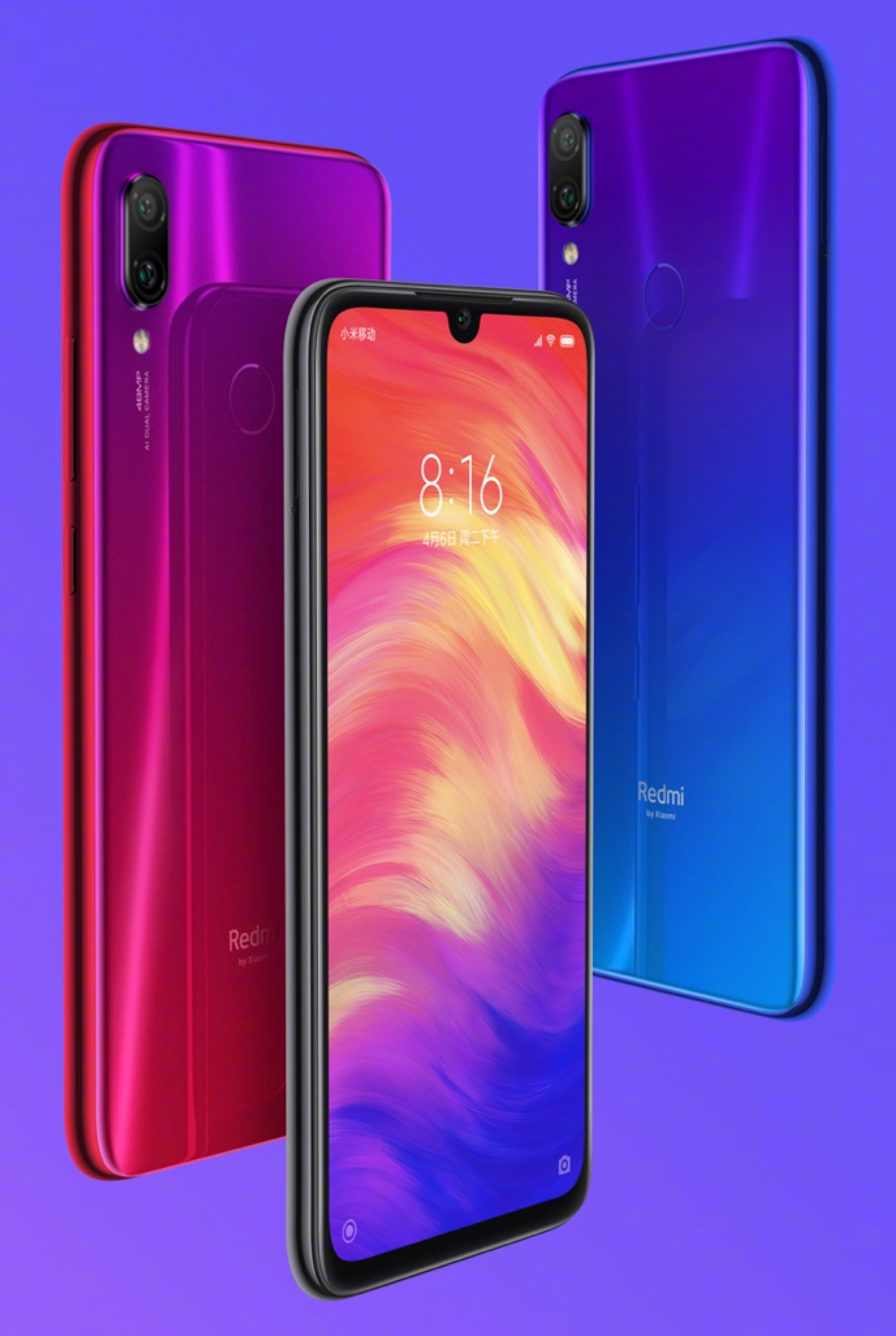 Xiaomi Redmi Note 7 with Snapdragon 660 SoC & 48MP Dual ...