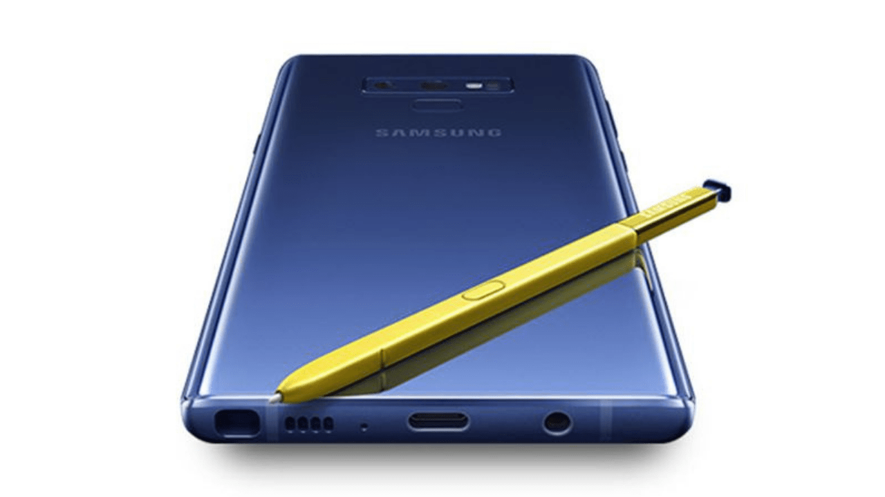 Samsung patent reveals next-gen S Pen with camera, optical zoom features