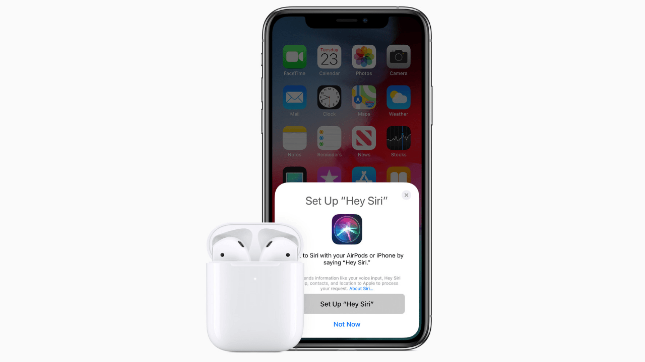New AirPods deliver hands-free 'Hey Siri' and better battery life