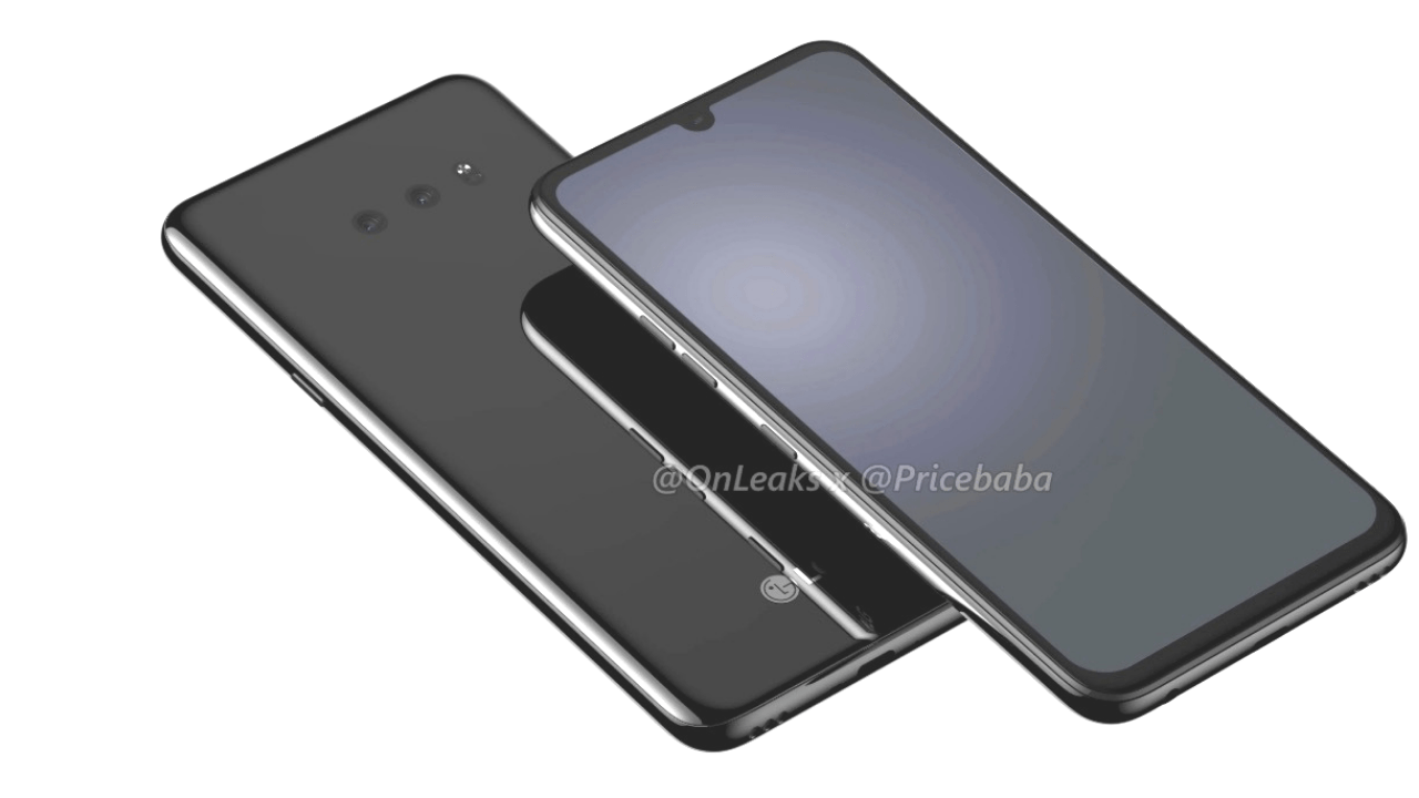 LG G8X image renders, 360-degree video surface online before IFA launch