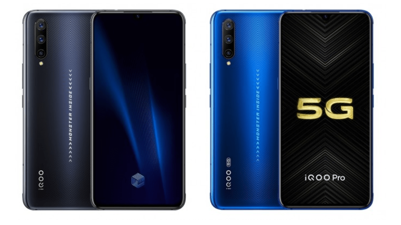 Vivo iQOO Pro Plus 5G Version Launched With Snapdragon 855+