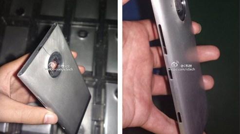 Nokia EOS: foto misteriose ne ritraggono la cover in alluminio