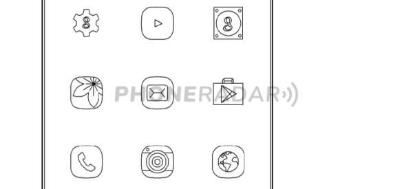 Primo smartphone borderless al mondo: Samsung presenta una domanda di brevetto