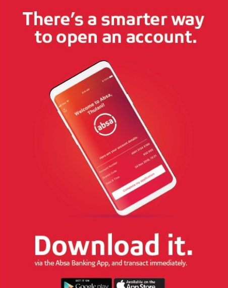 How To Setup ABSA banking App