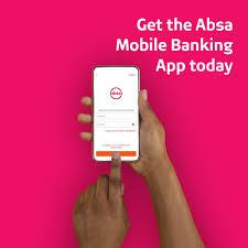 Setup ABSA banking App