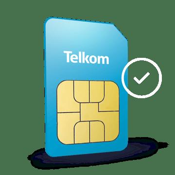 Sim Swap On Telkom (SA)