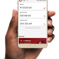 How To Share Data On Vodacom App