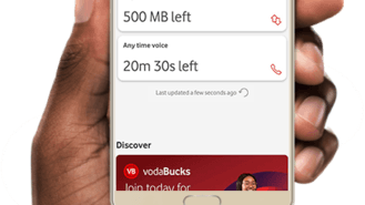 How To Share Data On Vodacom App