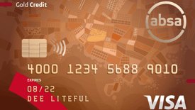 ABSA Gold Credit Card Application Online