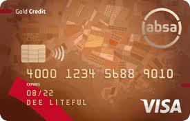 ABSA Loan Credit Card