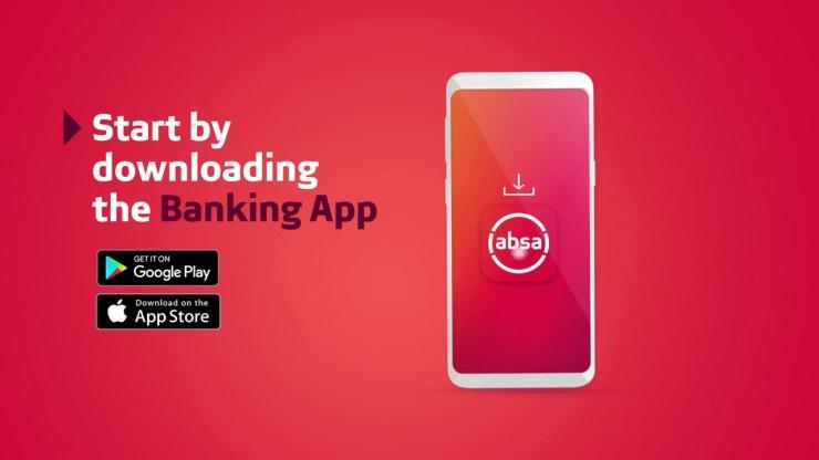 Register ABSA Online Banking App