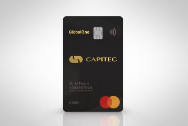 Block Capitec Lost Card