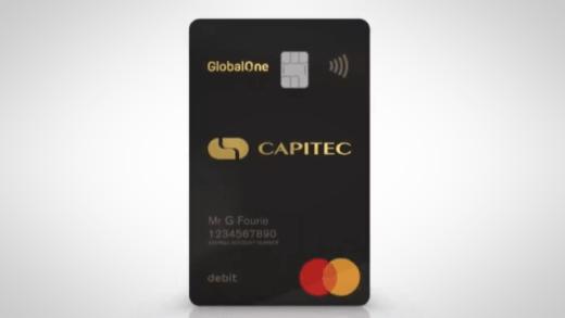 Block Capitec Lost Card
