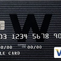 Woolworths Black Credit Card