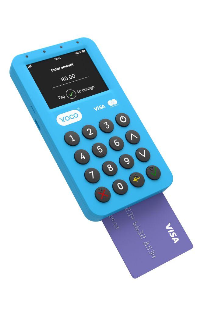 Yoco Card Machine