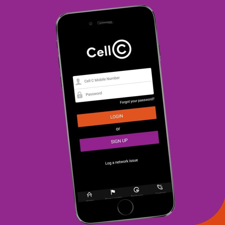 Unblock Cell C SIM Card