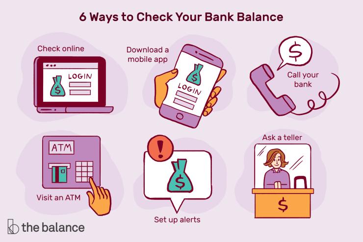 Check Standard Bank Account Balance