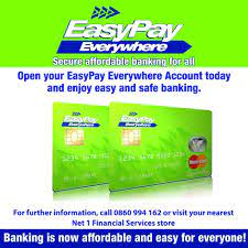 EasyPay Account