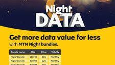 Buy MTN Night Plan
