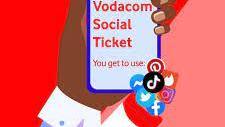 Vodacom Social Ticket