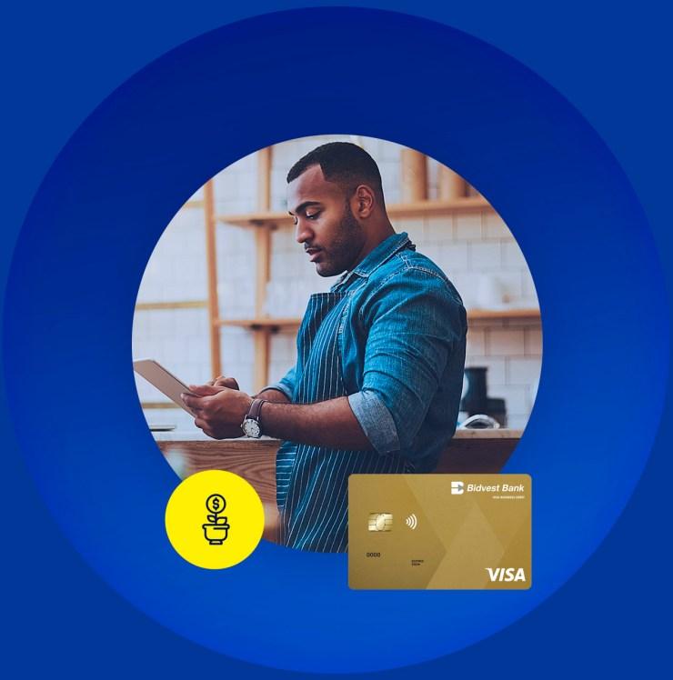 Bidvest bank account types