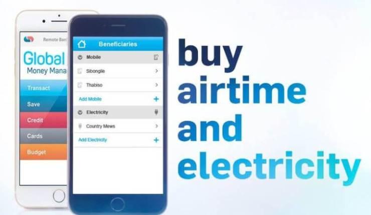 Buy Airtime Through Bank
