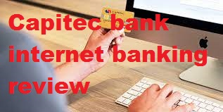 Capitec bank internet banking review