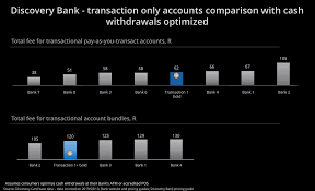 Discovery Bank Account Types