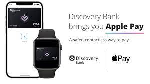 Discovery bank apple pay