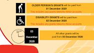 How Sassa grant will be paid