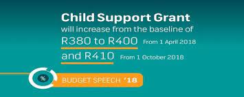 how much SASSA grant is paid to Foster Child