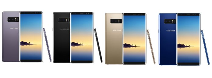 Samsung Galaxy Note 8 Specs Review Release Date Phonesdata