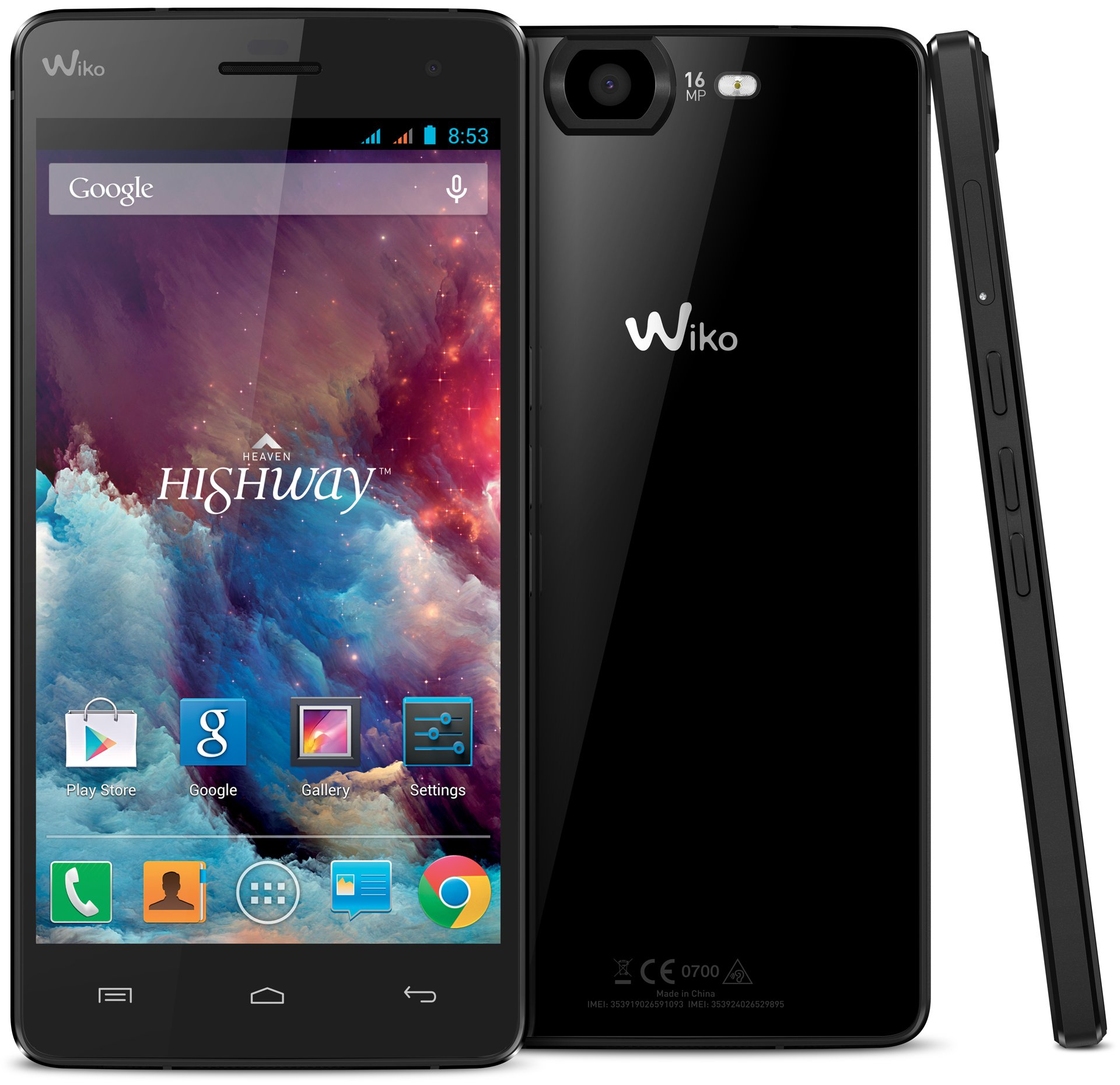 Image result for Wiko Highway JELLYBEAN